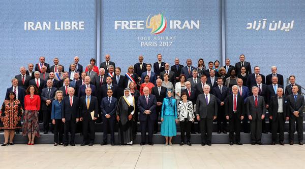 iran confab