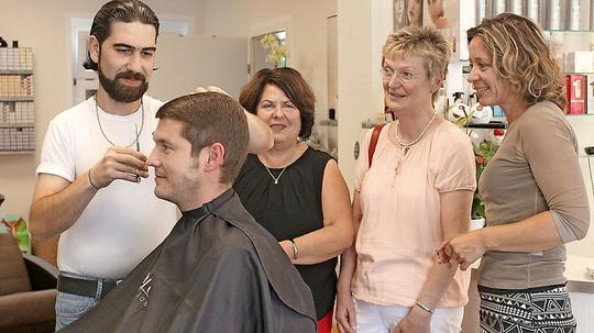 mohammad the barber