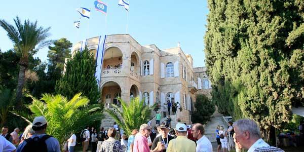 christian embassy jerusalem