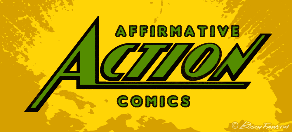 Affirmative Action Comics