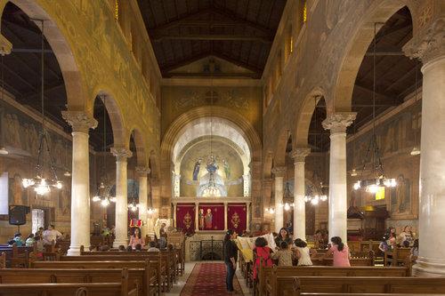 cairo church