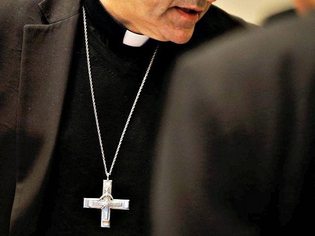 Priest Patrick Semansky