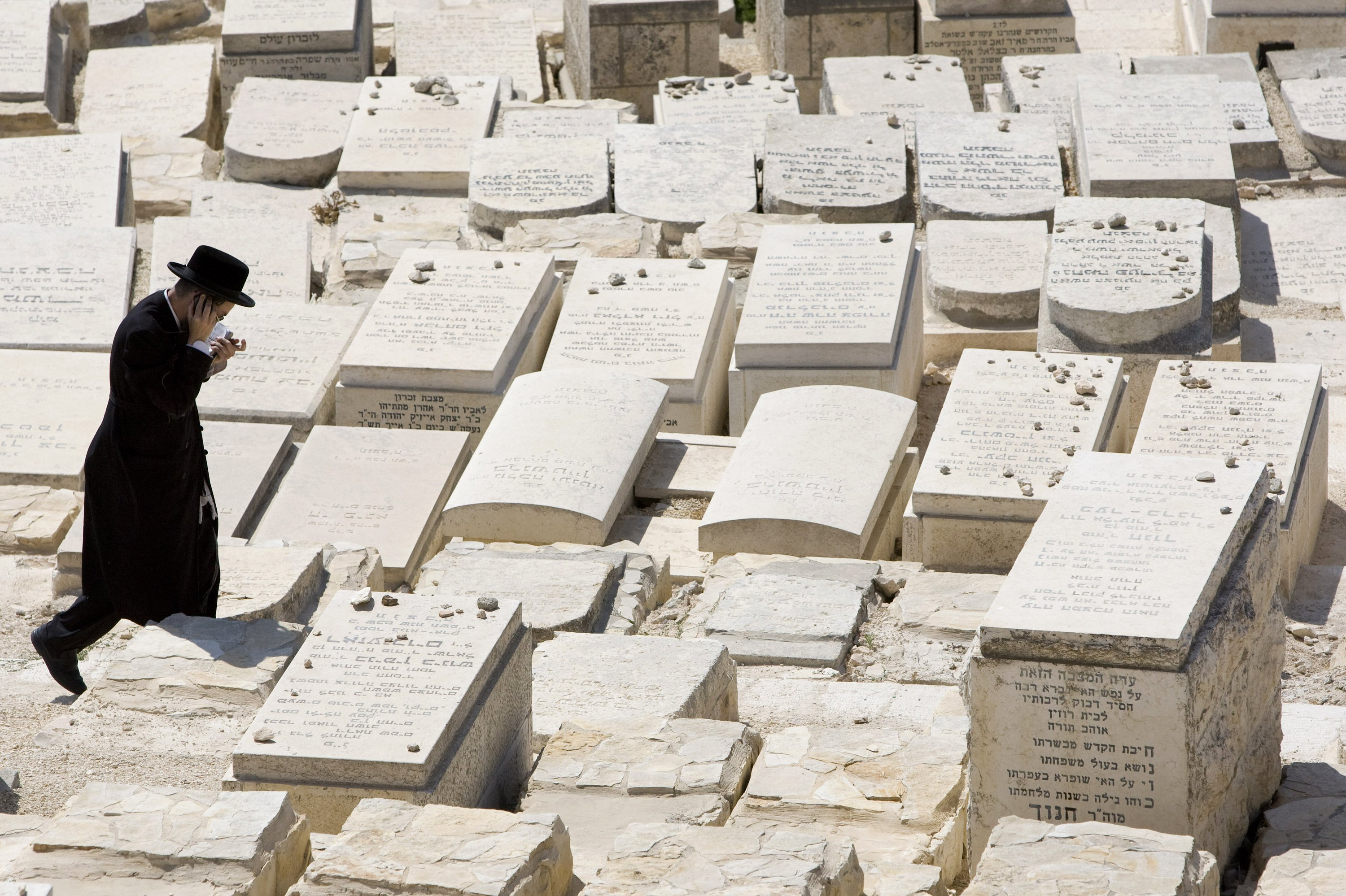 mt of olives cemetery