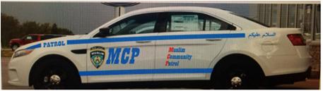 nelson police car