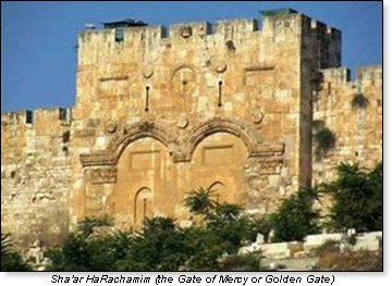temple mount gate