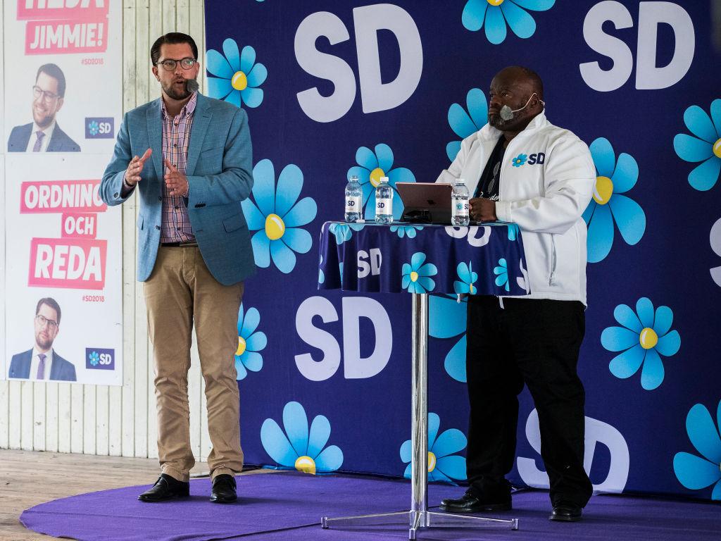 swedish politics