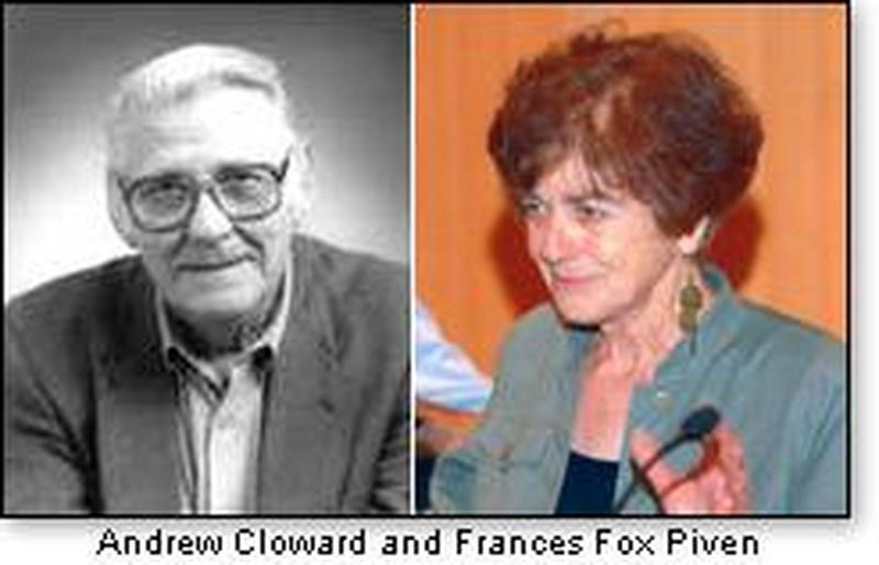 cloward & piven