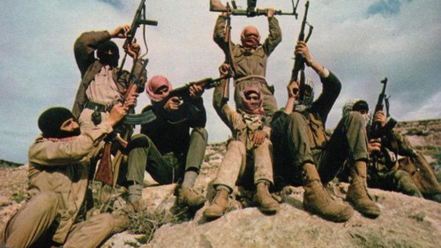 pflp terrorists