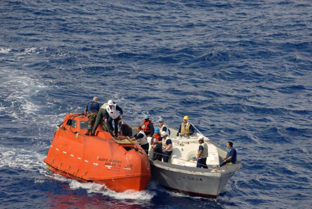 sailors piracy