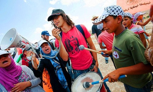 pro-palestinians.susya.demonstration