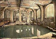 Partially restored Trajan