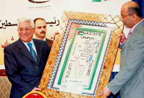 palestinian map