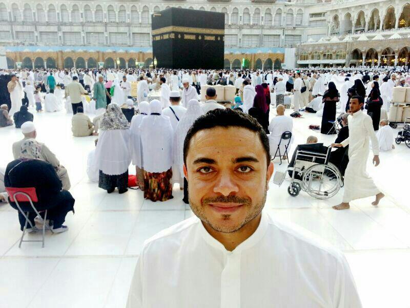 in mecca