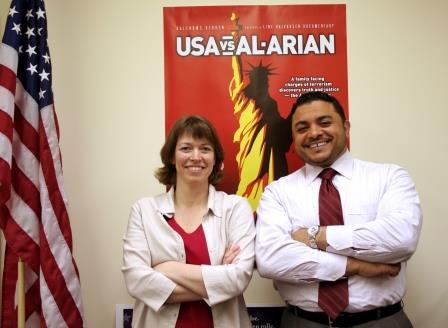 spokesman for Sami Al-Arian