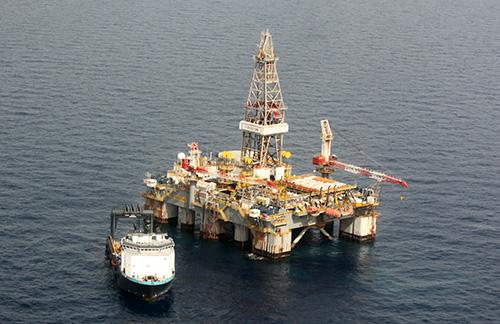 israeli drilling rig