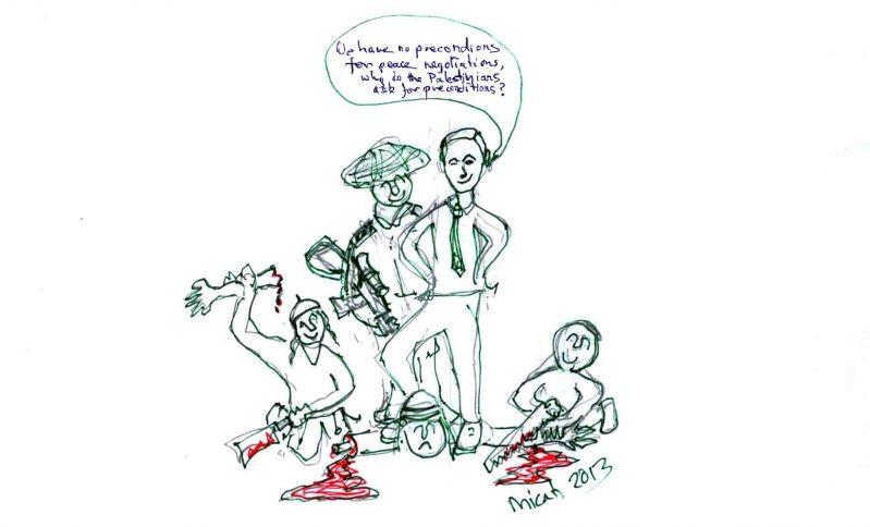 cartoon by micah leshem