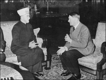 Hajj Amin Husseini and Adolf Hitler