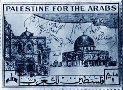 palestine for arabs