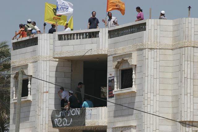 beachfront hotel in Gaza
