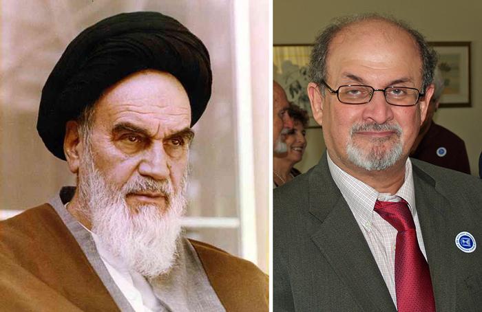 khoumani and rushdie