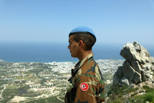 turkish soldier