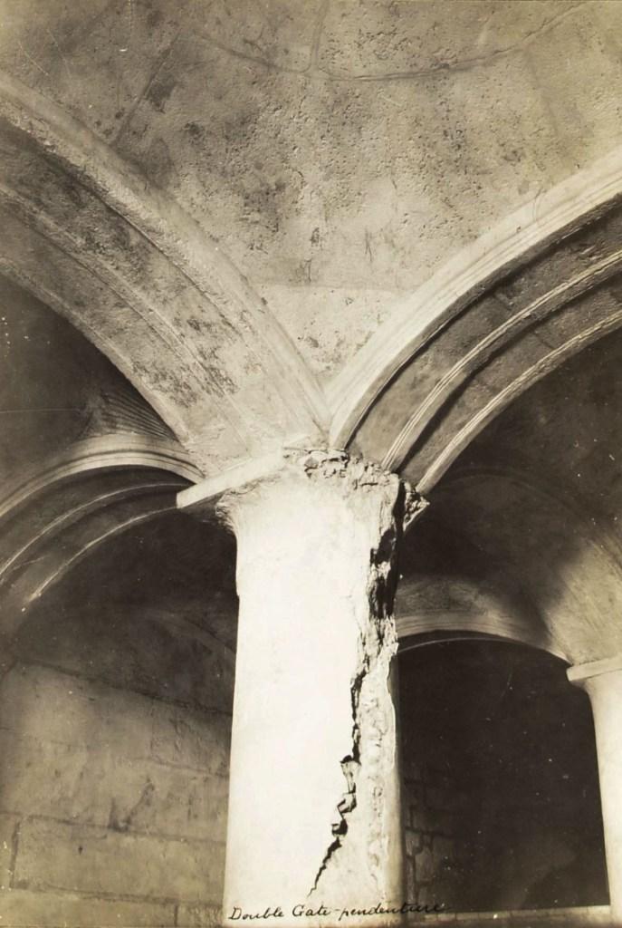 Subterranean passageway