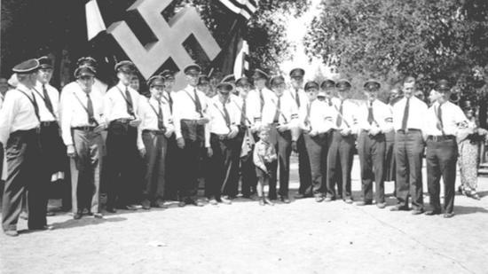 nazi bund