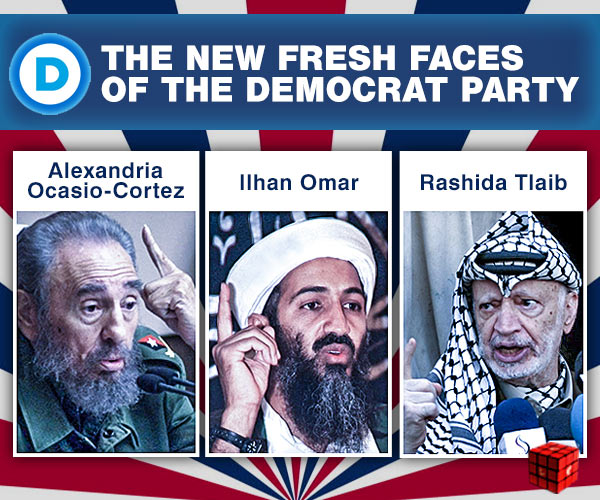 3 new dems