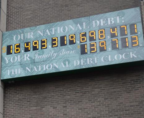 The National Debt Clock