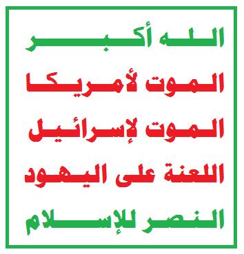 houthi flag