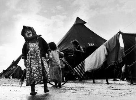 Iraqi Jewish Refugees child