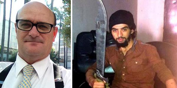 journalist and terrorist