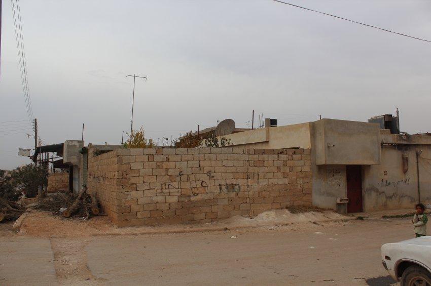 Bakr's house