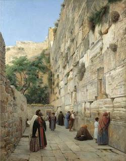 bauernfeind-mur-lamentation-jerusalem.