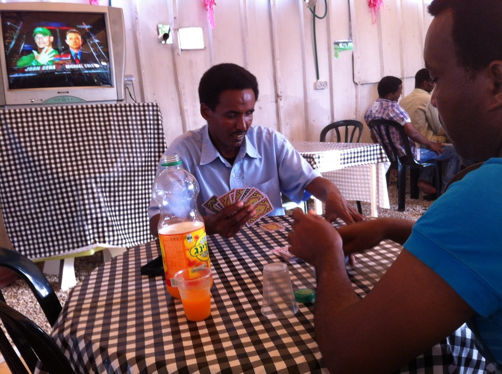 groups of Eritreans