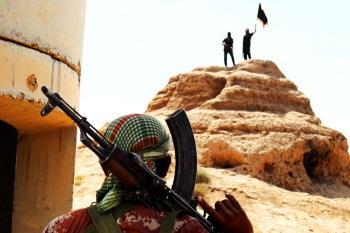 jihadist flag