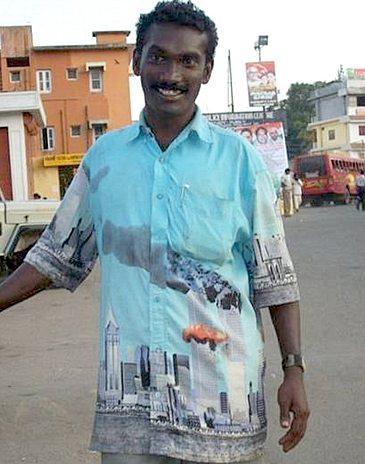 [WTC/9-11 shirt]