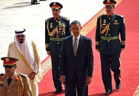 sa abdulla and obama