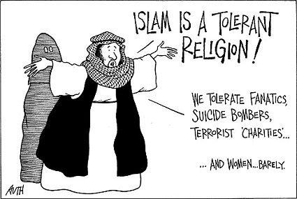 Tolerance Cartoon