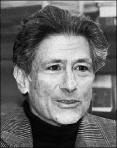 orientalism according to edward said and Orientalism: a brief definition edward said [from orientalism, new york:  vintage, 1979] unlike the americans, the french and british--less so the  germans,.