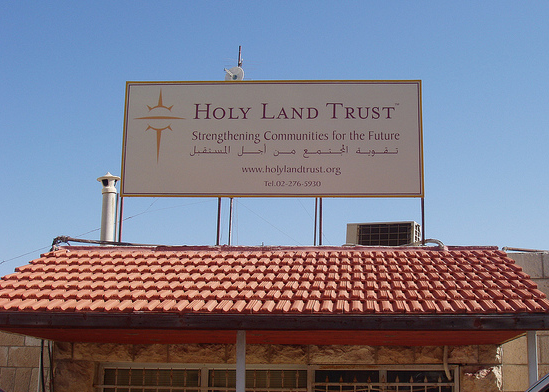 The Holy Land Trust