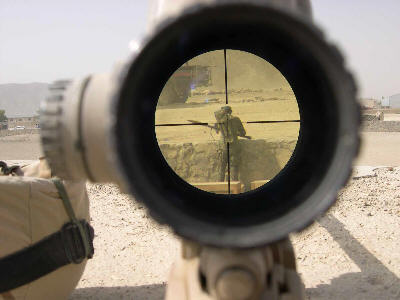 Iraq Sniper Scope