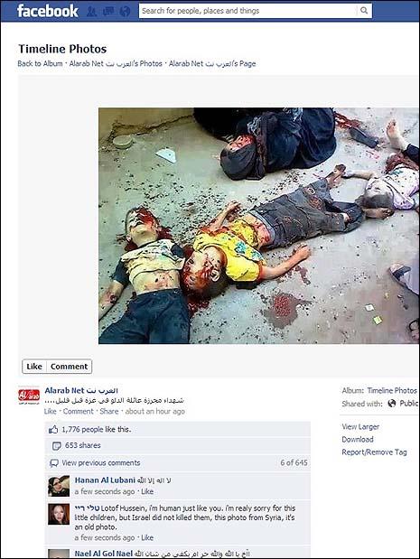 Massacre transplanted to Gaza
