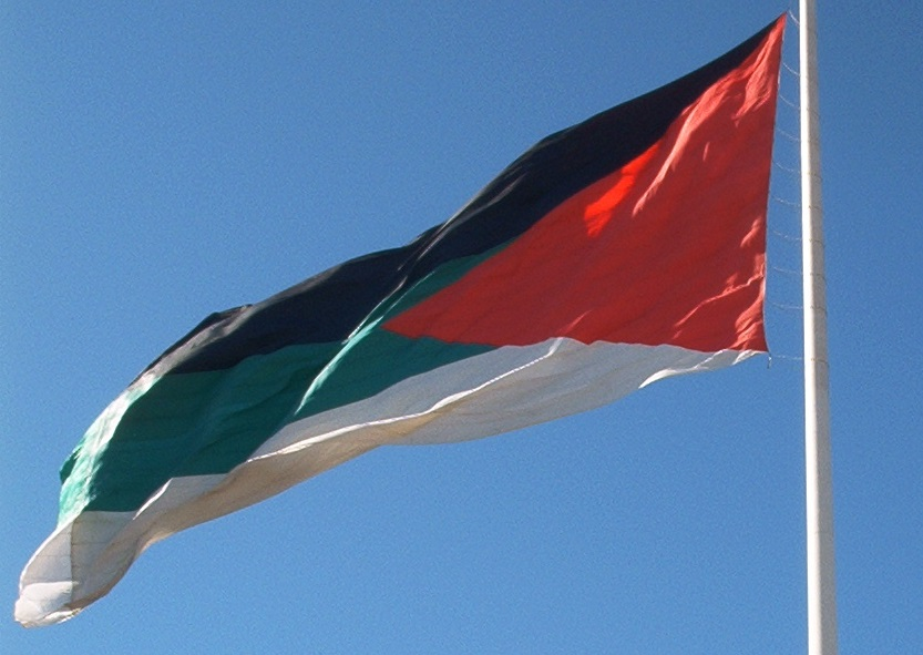 flag of arab revolt