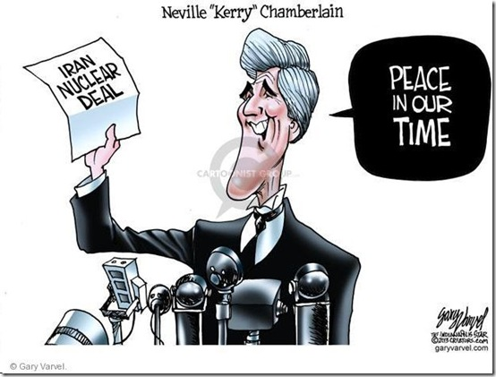 kerry as chamberlain
