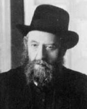 Rabbi Shalom DovBer Schneersohn