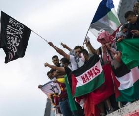 islamic flags paris