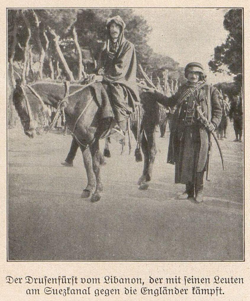 druze prince