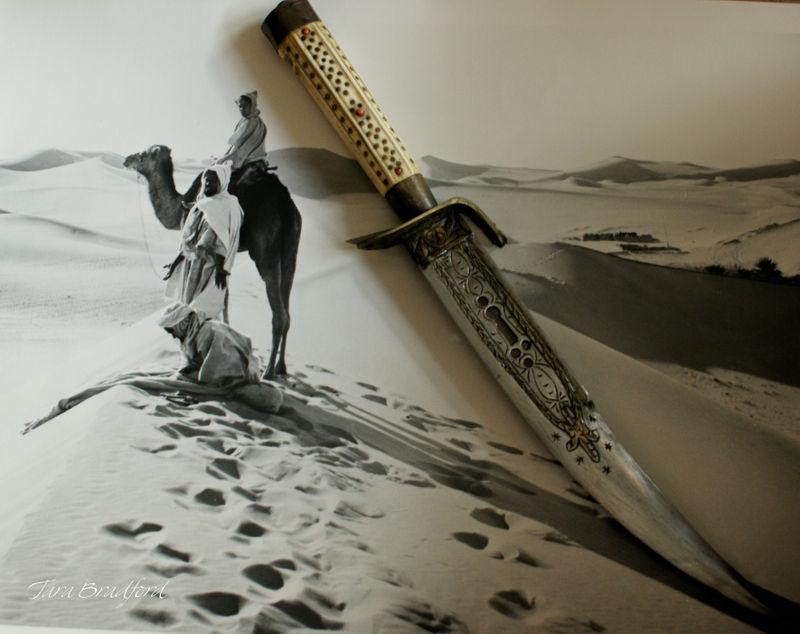 elaborate knife